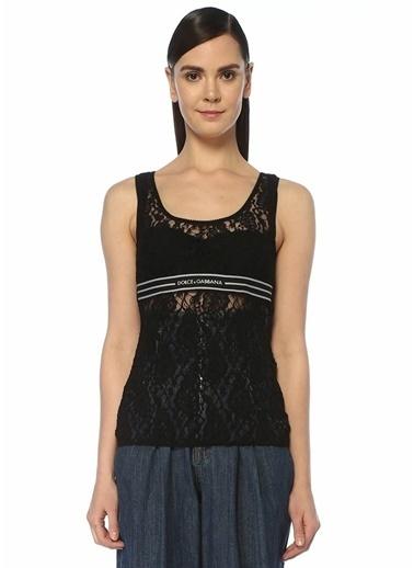 Dolce&Gabbana Bluz Siyah